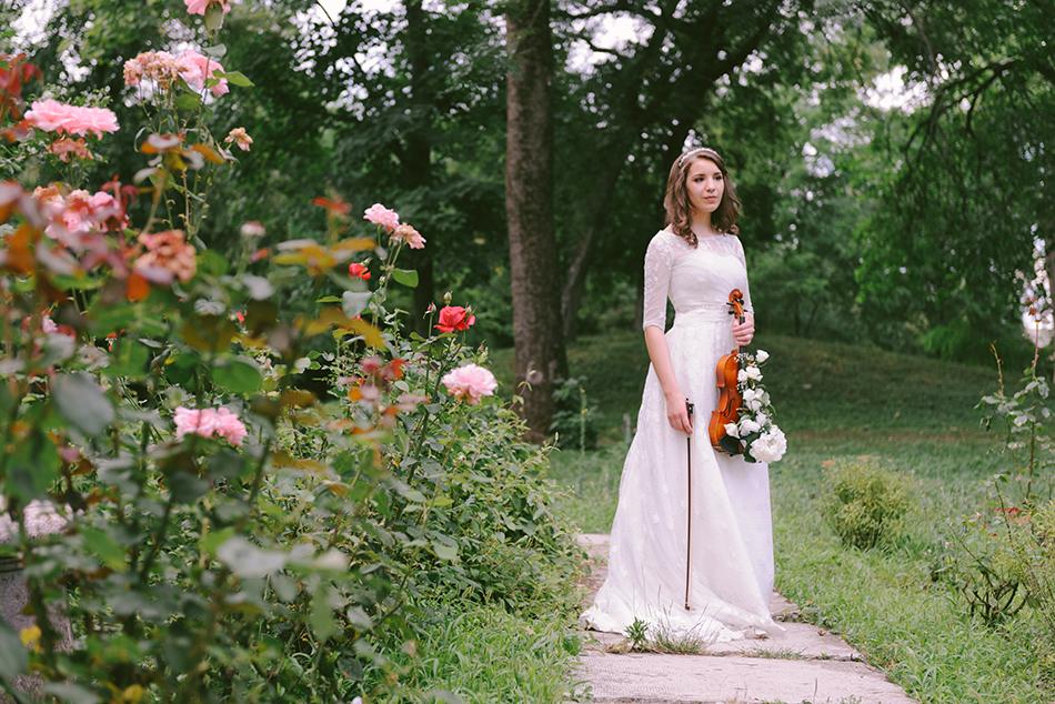 Sami si Ela - Fotografie de nunta in Arad la Domeniul Lupas