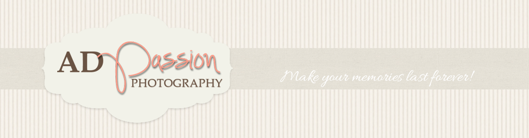 AD Passion Photography | Make your memories last forever! | Artistic Vintage Photography & More logo